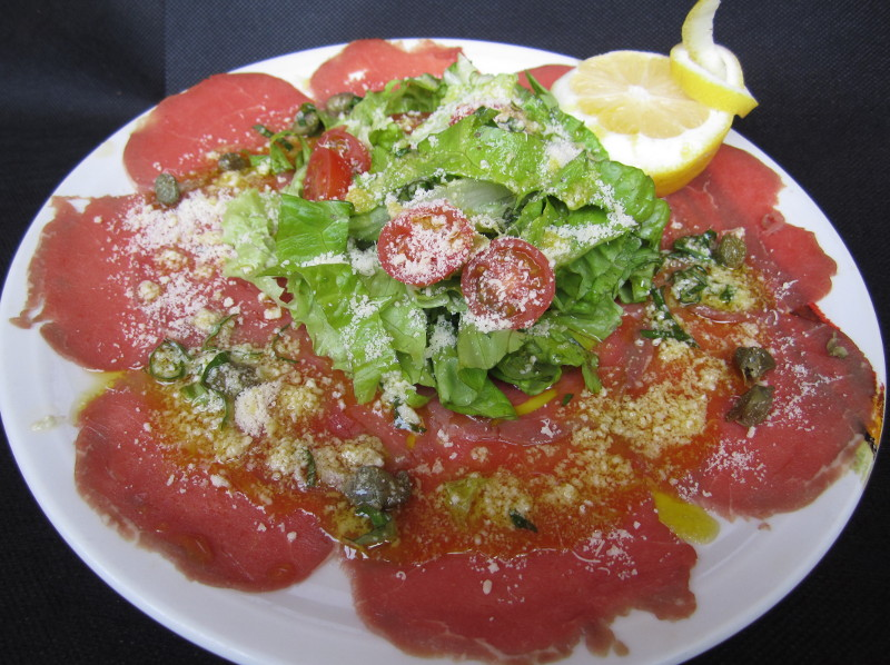 CARPACCIO TERNERA